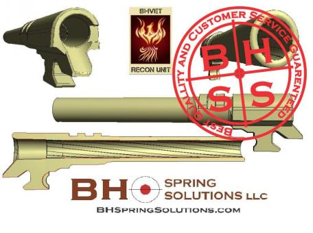ADVANCED MATCH GRADE 9mm  HI-POWER BARREL