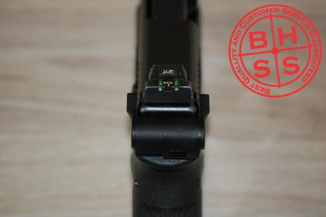 Tactical Safety System for Glock Pistol (TSSG)