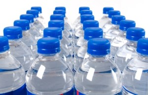 The Burlington High School cafeteria sells around 100 plastic water bottles per day. In response, the student-led environmental club is trying to buy a reusable water bottle for every student.   Photo via Creative Commons