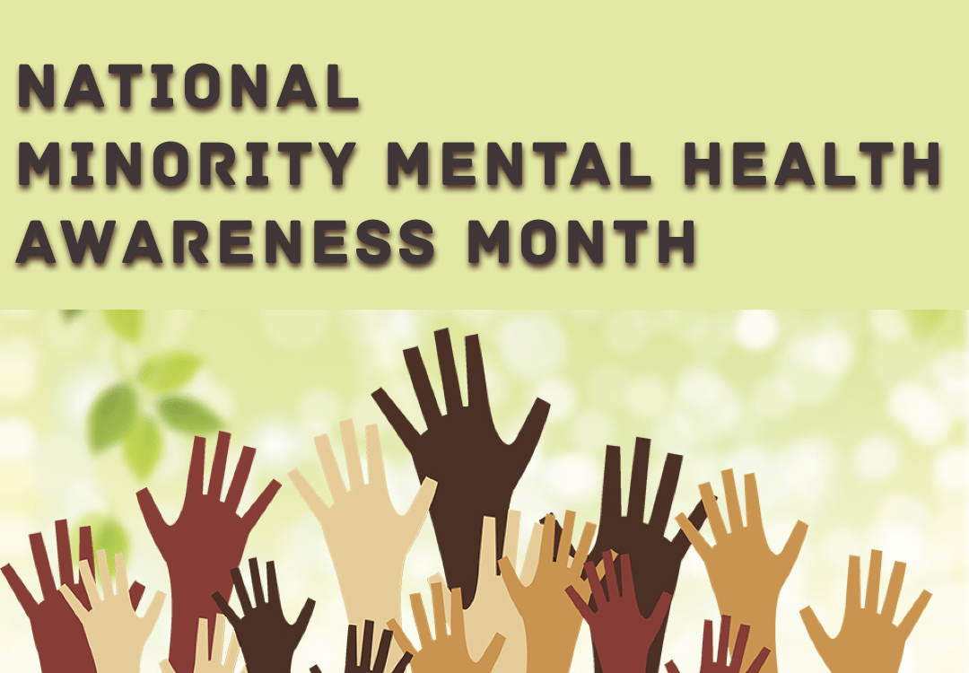 Minority Mental Health Awareness Month