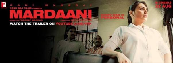 Mardaani Movie Review : Bhushan Mahadani