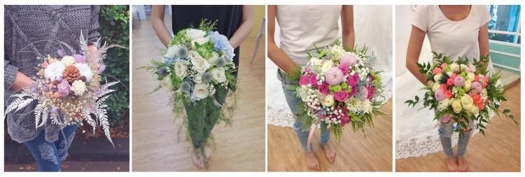 高雄婚紗工作室,BH WEDDING造型團隊 - 造型師鍶伭,提供新娘捧花服務,歡迎新人訂製。