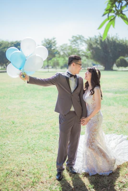 高雄婚紗工作室 BH WEDDING 新人推薦婚紗