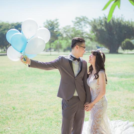 高雄婚紗工作室,BH WEDIDNG 秉樺婚禮 - 每個朋友都稱讚的婚紗-BH秉樺婚禮