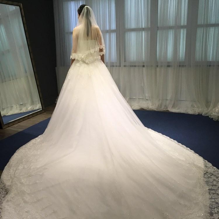 高雄婚紗工作室,BH WEDDING 秉樺婚禮 - 「分享」試穿了五間婚紗店的心得