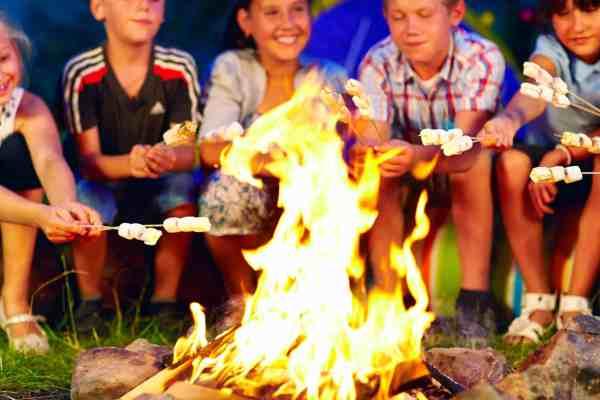 Campfire Magic - Bowman's Hill Wildflower Preserve