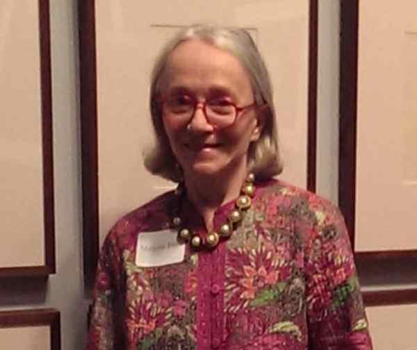 Marjorie G. Jones