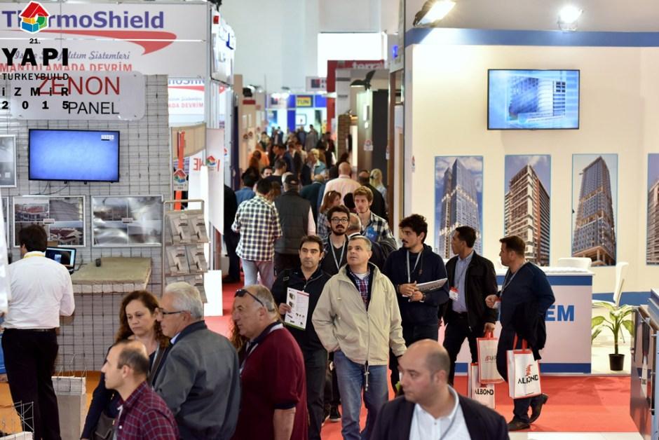21.Yapı Fuarı - Turkeybuild İzmir 3