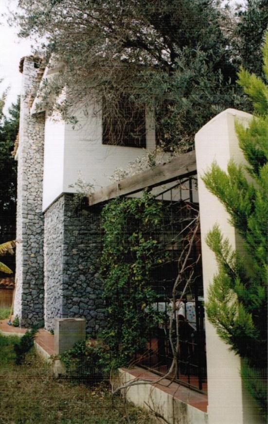mimarın evi