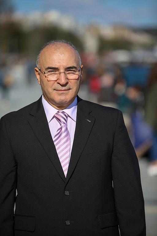 AKG Gazbeton İşletmeleri Genel Müdürü Ali Şükrü Kahyaoğlu