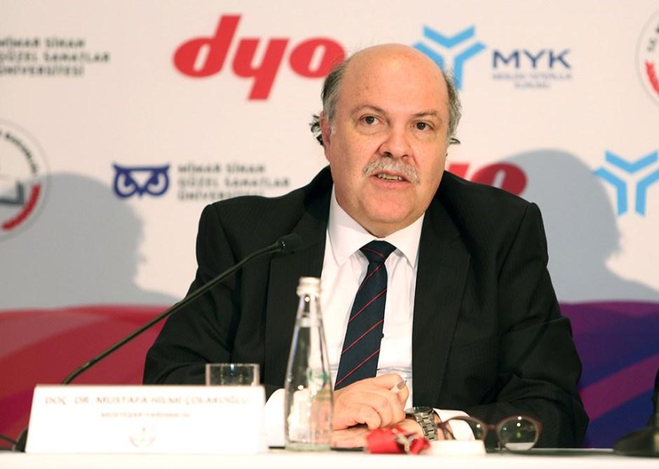 Müsteşar Yardımcısı Doç. Dr. Mustafa Hilmi Çolakoğlu