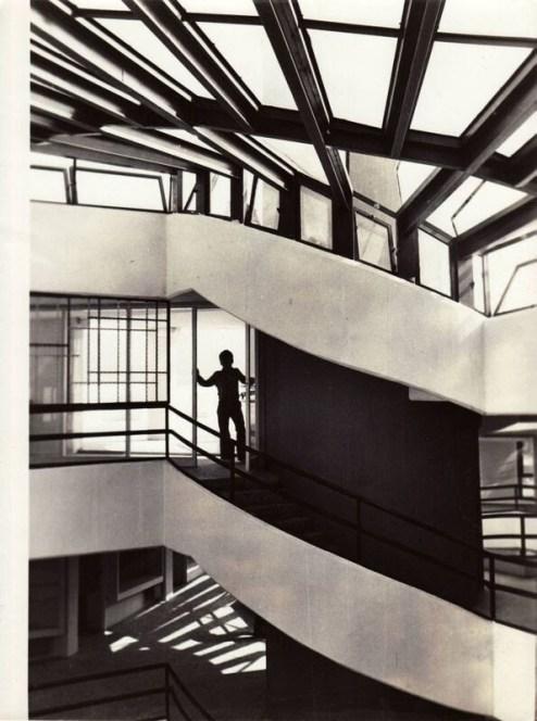 Babadağlılar Çarşısı, Denizli (1973-76) Bektaş Mimarlık İşliği SALT Araştırma, Cengiz Bektaş Arşivi