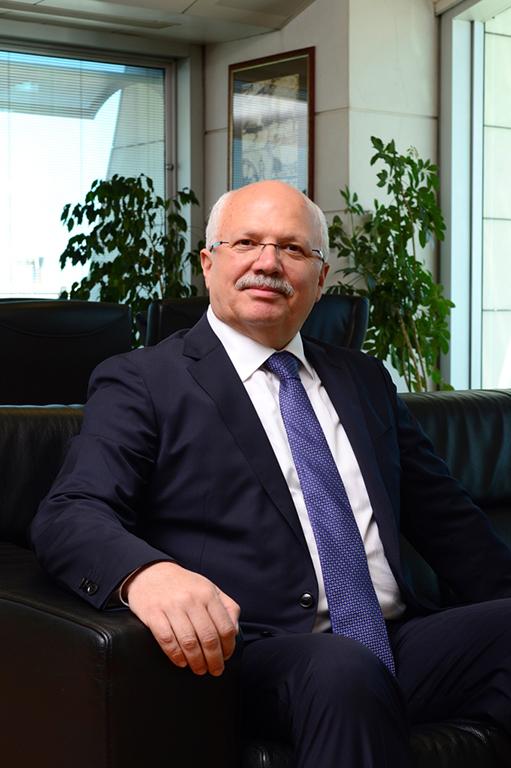 Kastamonu Entegre CEO'su Haluk Yıldız