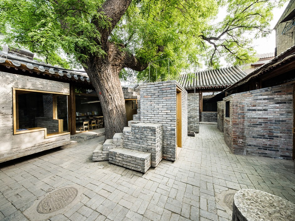 Hutong Children's Library & Art Centre (©Aga Khan Trust for Culture / Wang Ziling, ZAO, standardarchitecture)
