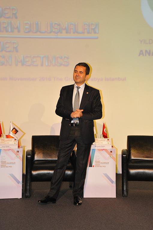 MOSDER Yönetim Kurulu Başkanı İsmail Doğan
