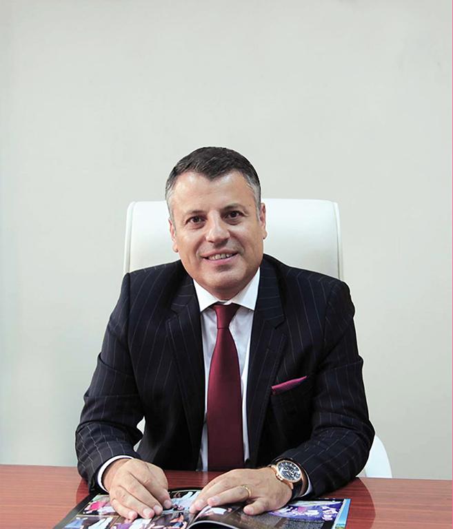 RAM GMY Yönetim Kurulu Başkanı Zekeriya Turfanda