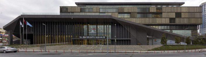 Şişli Belediye Binası