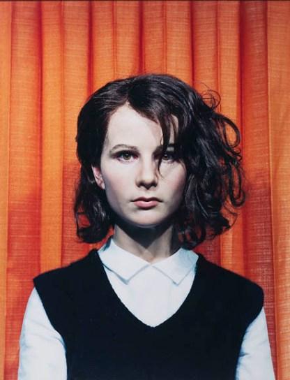 Gillian Wearing Otoportre, yaş 17 114,9 x 91,4 cm