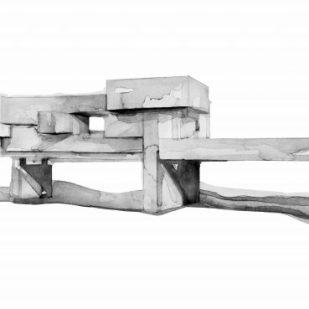 Pasmore's Apollo, 2018, 50x18cm, Dijital baskı