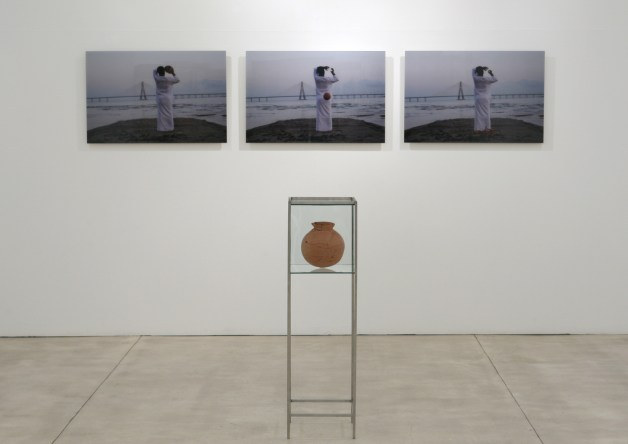 """Untitled (from the show """"the pieces earth took away""""), 2012 SHET/I 4"""