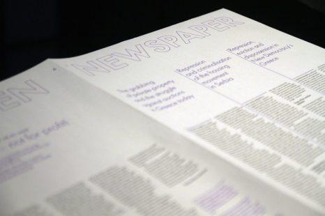 An Open Newspaper, Theo Prodromidis