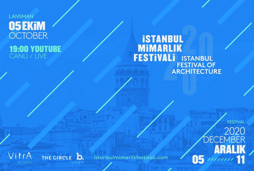 İSTANBUL MİMARLIK FESTİVALİ'nin LANSMANI Dünya Mimarlık Günü'nde Gerçekleşecek!