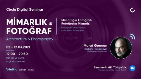 Mimarlık ve Fotoğraf, Murat Germen