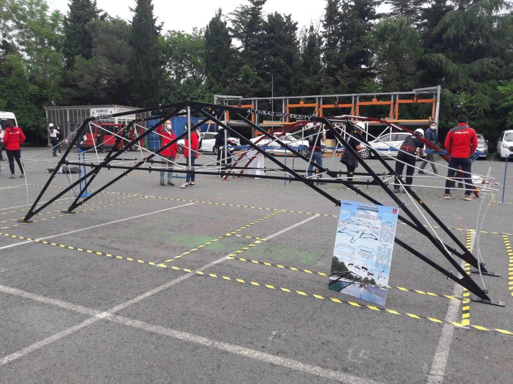 Albatros Projesi, Altınbaş Üniversitesi