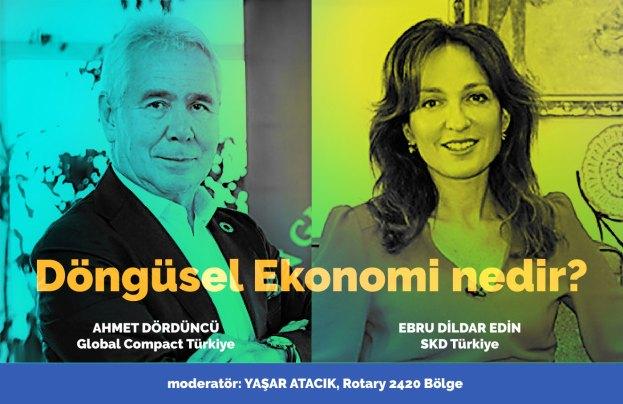 Döngüsel Ekonomi Nedir? 18 Mayıs, Salı, 21:00-22:00