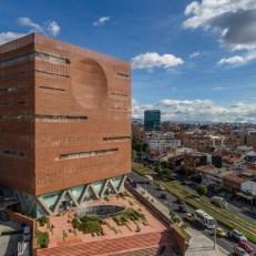 Expansion of the University Hospital of the Santa Fe de Bogotá Foundation, El Equipo Mazzanti + Giancarlo Mazzanti, Kolombiya