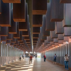 The National Memorial for Peace and Justice, MASS Design Group, ABD