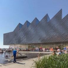 The Polygon Gallery, Patkau Architects, Kanada