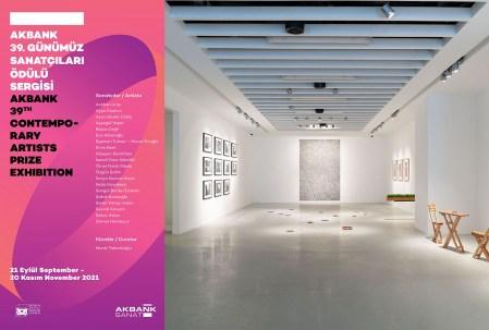 Akbank 39. Günümüz Sanatçıları Ödülü Sergisi