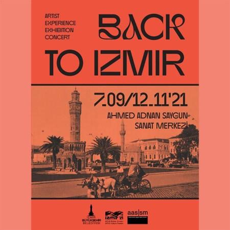 Back to İzmir - Afiş