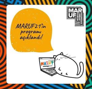 MARUF21, Instagram Paylaşımı, @marmaraurban