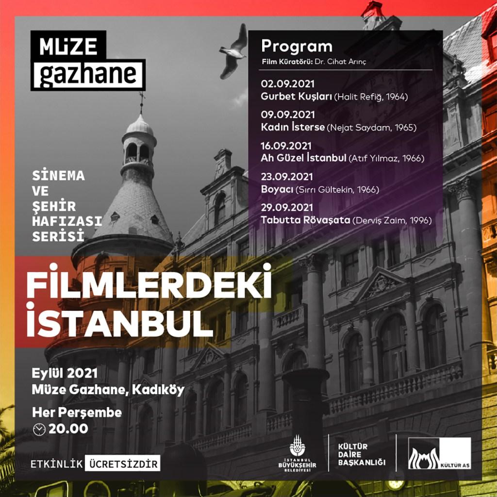 Filmlerdeki İstanbul, Müze Gazhane