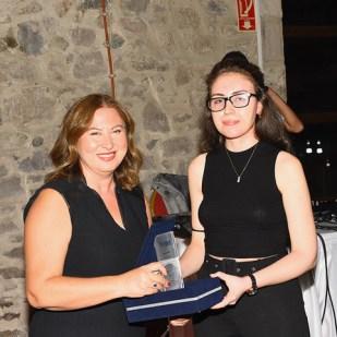 İrem Dere - İYTE - Yarışma Ödülü