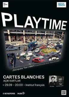 PLAYTIME, Jacques Tati