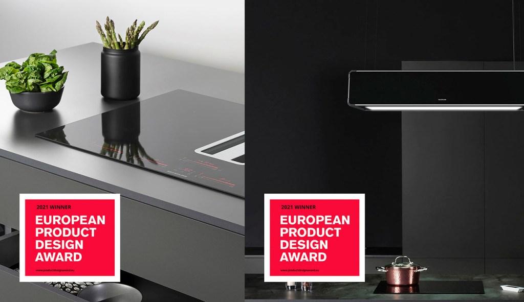 (Silverline) European Product Design Awards Tarafından 2 Ödüle Layık Görüldü!