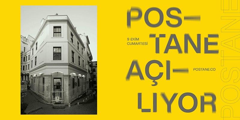 Postane İstanbul Açılıyor