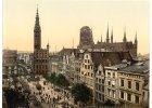 Niemieckie miasta pod koniec XIX w. A wśród nich Gdańsk, Szczecin i Wrocław [ZDJĘCIA]