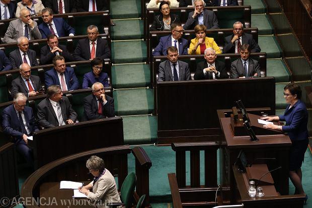 100 Posiedzenie Sejmu