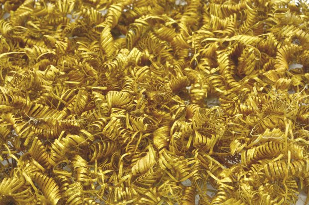 Blisko 2 tys. spiralek odnaleźli archeolodzy w pobliżu Boeslunde