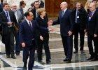 W czasie szczytu Łukaszenka osobiście przynosił kawę uczestnikom negocjacji