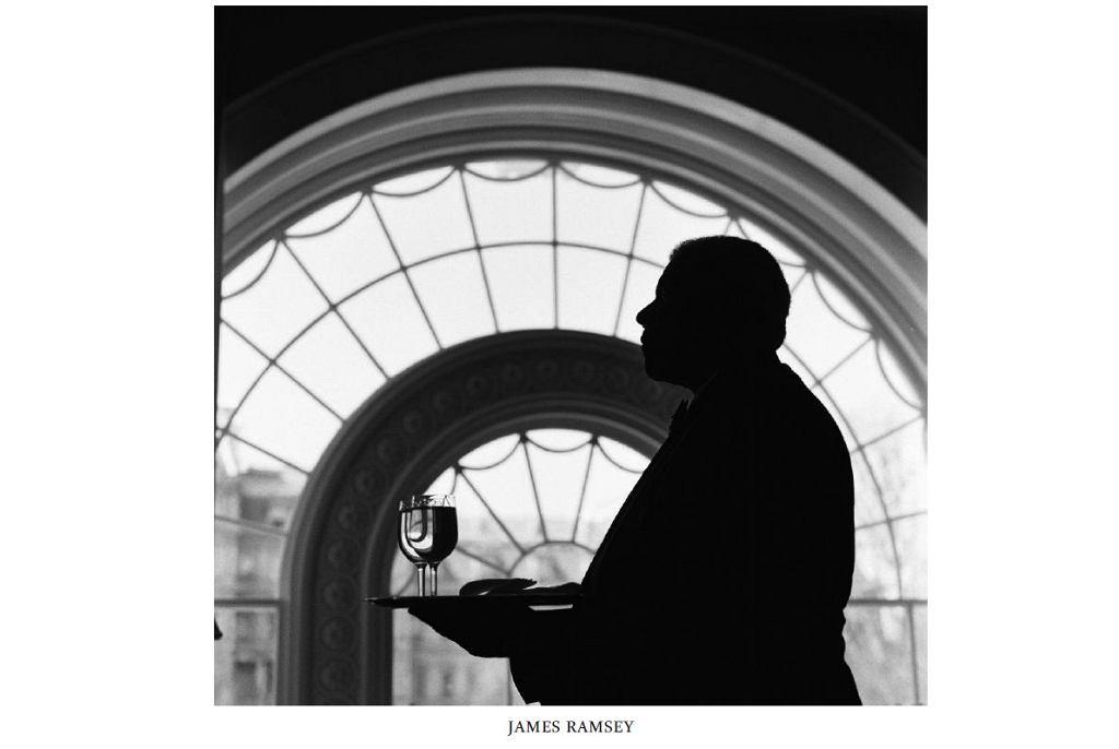 James Ramsey (fot. materiały prasowe wydawnictwa Znak)