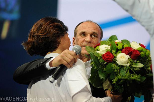 Wieczór wyborczy Pawła Kukiza