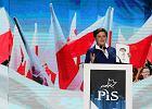 Beata Szydło przedstawia najważniejsze punkty programu PiS