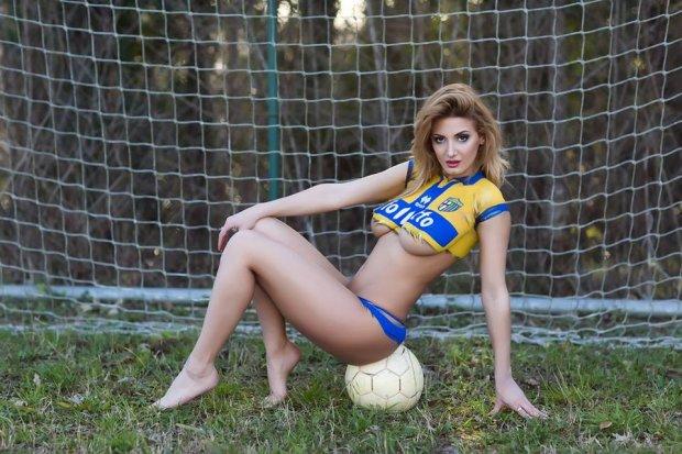 Zdjęcie numer 0 w galerii - AC Parma nie zbankrutuje, bo Rosy Maggiulli wykona striptiz na stadionie? [ZDJĘCIA]