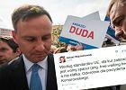 """Europoseł PiS o zamykaniu Komorowskiego w klatce. Duda komentuje: """"Wojciechowski jest szefem zespołu ochrony zwierząt..."""""""