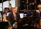 """Debata prezydencka. Kandydaci: """"Ma być puste krzesło dla Komorowskiego"""". """"Od 13 kwietnia wiedzieli, że krzesła nie będzie"""""""